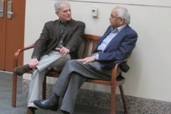 Drs. Federico Caligaris-Cappio and Kanti Rai