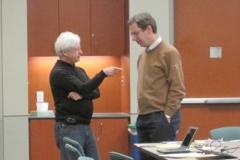 Drs. Neil Kay and Peter Hillmen