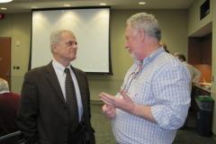 Drs. Federico Caligaris-Cappio and Michael Keating
