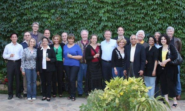 June 2010 Meeting Participants