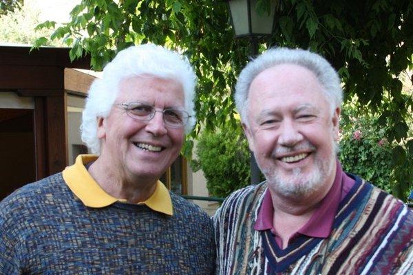 Drs. Bill Plunkett and Michael Keating