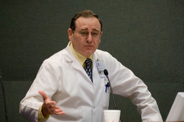 Dr. Zeev Estrov provides an update on his STAT-3 studies