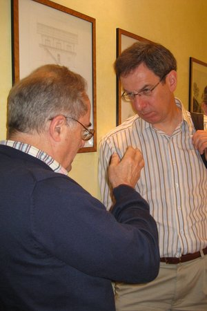 Drs. Catovsky and Peter Hillmen