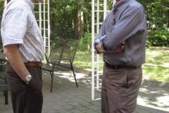 Drs. Carl June and David Maloney