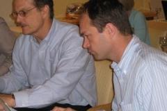 Drs. Kipps and Wierda