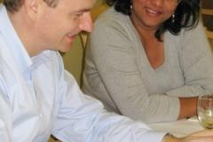 Drs. Clemens-Martin and Deepa Sampath